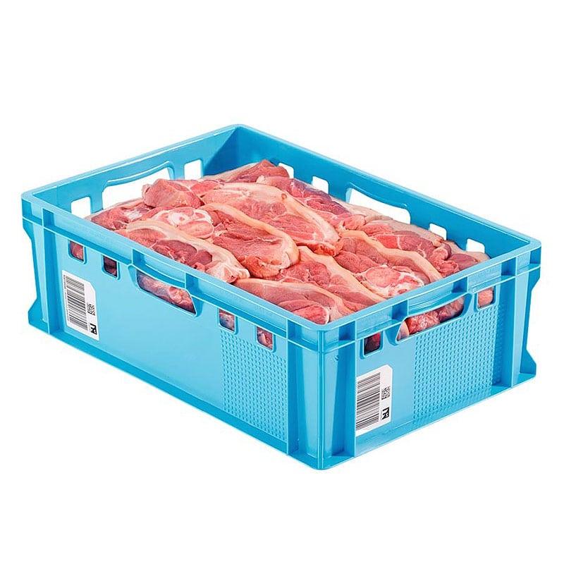 cajas para carne industria carnica