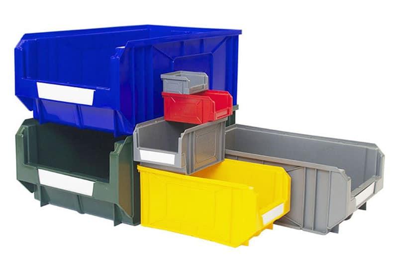 cajas de plastico openbox