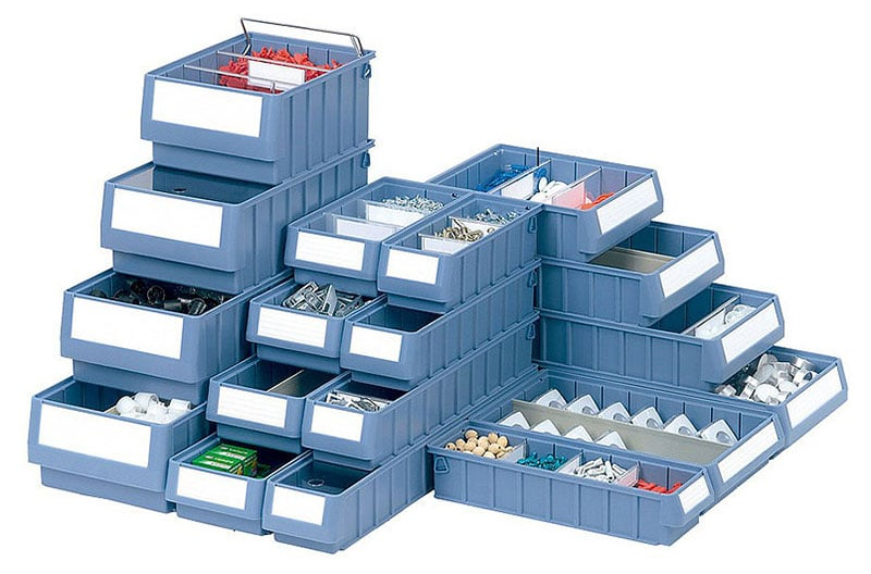 cajas de plástico regalbox rk