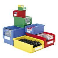 Cajas de plástico para almacenaje