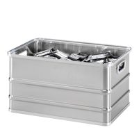 Cajas de aluminio industriales