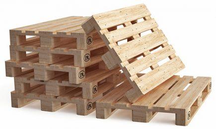 Palets de madera a medida
